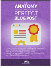 elite marketing pro anatomy of a perfect blog post